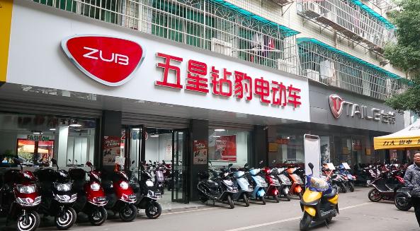 区域霸主林立,二三线品牌可称王湘赣电动车市场调研报告