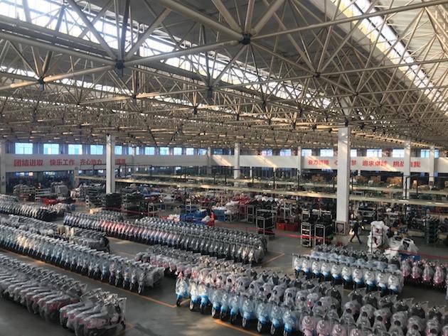 南京展首选电摩品牌,摩企大伽——众星,不容错过!