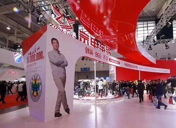 聚焦宗申南京展,全品系锂电化时代的到来