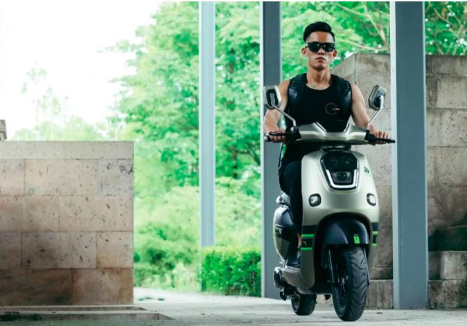 开学了,这两款绿源电动车为大学生量身打造