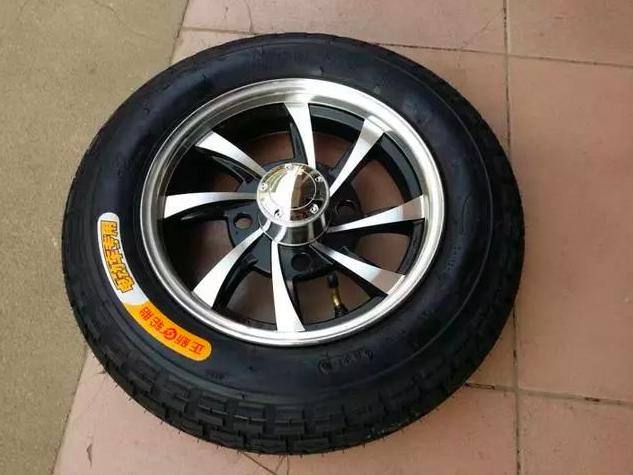 电动车轮胎破一次就报废,是什么原因?老师傅告诉你!