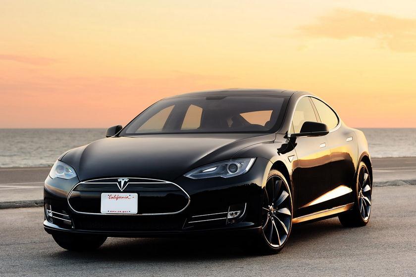 特斯拉电动汽车-特斯拉Model S EV