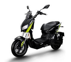 雅迪电动车-X5
